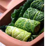 Gołąbki z pęczaku i warzyw