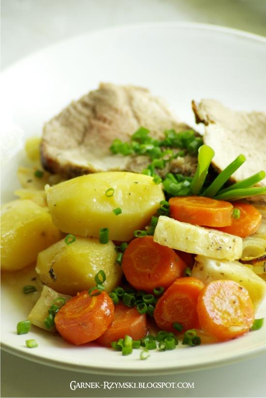 3_Karkówka z warzywami