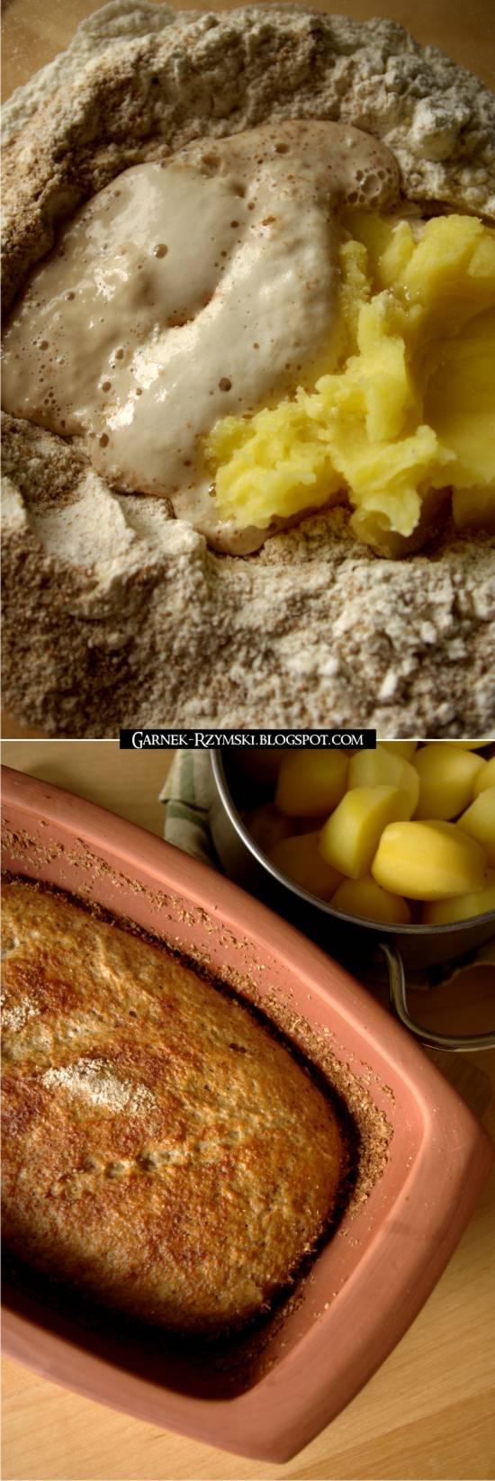 1_ Chleb pszenny z ziemniakami