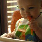 Warzywa dla dziecka i sałatka jarzynowa dla rodziny