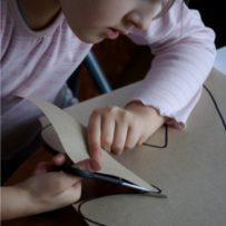 Ścinki, czyli jak uszyć lalkę przytulankę + film, schemat do wydruku