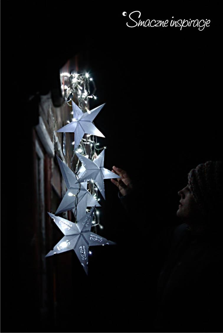 2_ Gwiazda papierowa podświetlana