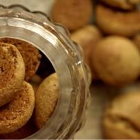 Ciasteczka orzechowe (bezglutenowe)