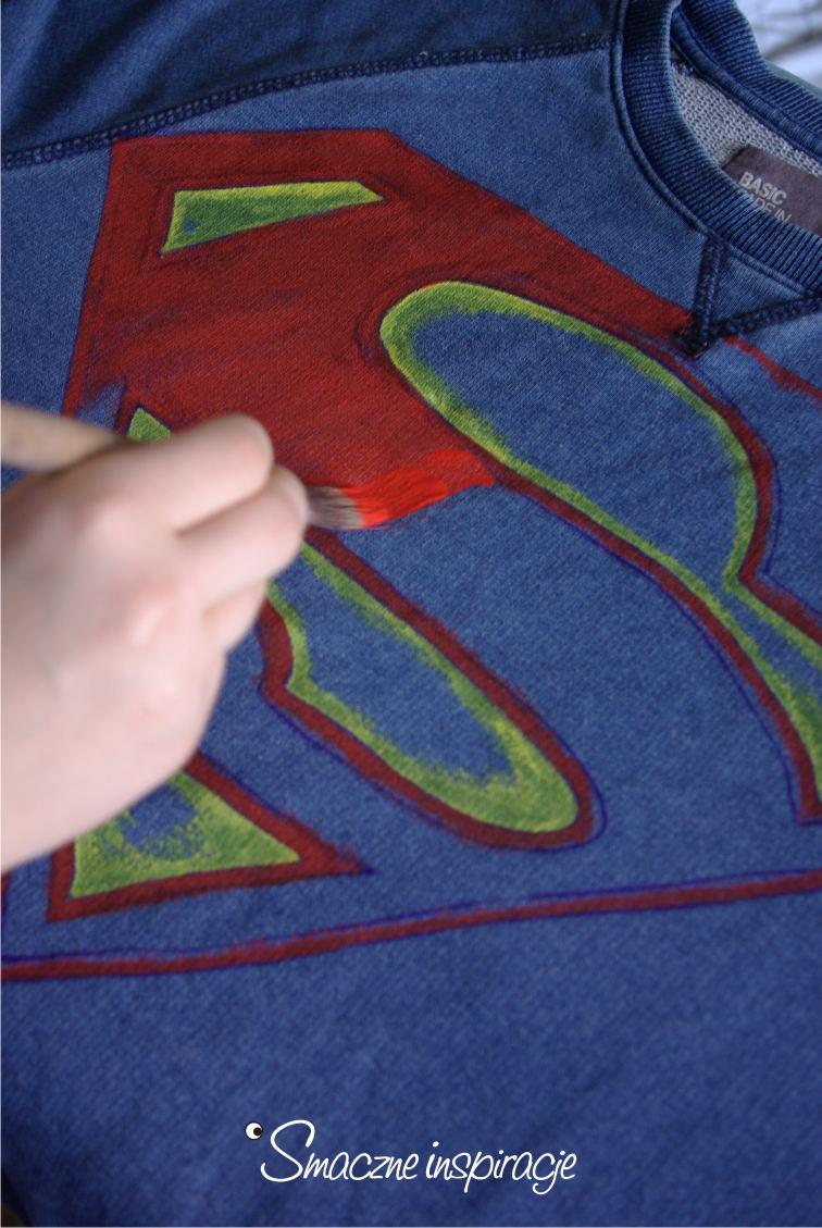 3_ Koszulka supermena