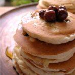 Placki zwykłe i serowe, jak amerykańskie naleśniki Pancakes (bez glutenu)