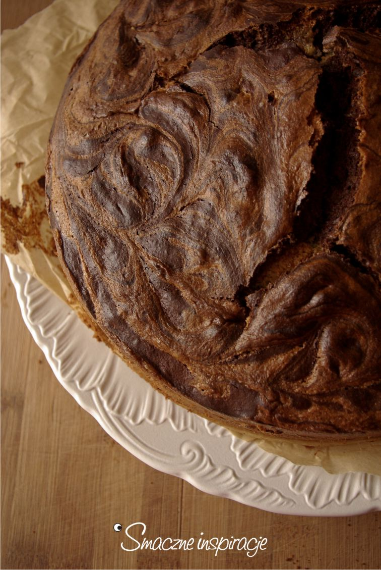 6_ Ciasto czekoladowo waniliowe _ bez glutenu