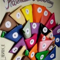 Kalendarz adwentowy 2013 – instrukcja wykonania