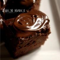 Czekoladowe ciasto z cukinii (bez glutenu)