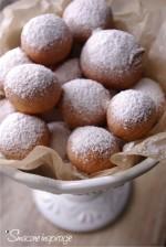 Pączki marchewkowo – serowe (bez glutenu)
