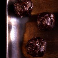 Pralinki dyniowe (bez glutenu)