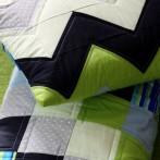 Patchworkowe poduszki