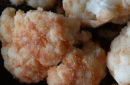 Kalafior z zasmażką bez glutenu