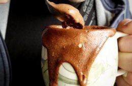 Totemi – Gorąca czekoladowa pianka (bez glutenu)